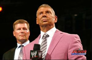 Vince McMahon & John Laurinaitis