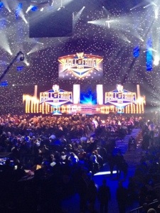 WWE Hall of Fame 2013 Recap: Inductions, Event, Photos and ...