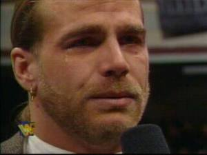 I really don't like Shawn Michaels