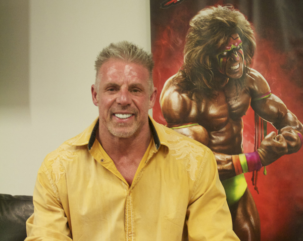 ultimate warrior hall of fame - photo #10