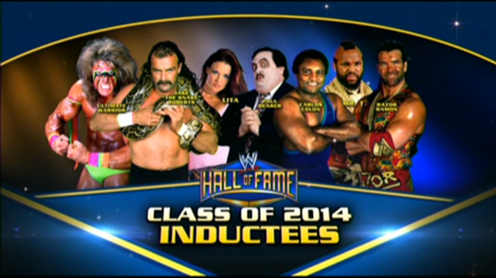 WWE Hall of Fame 2014 Missed Opportunities – WWE Hall of ...Wwe Hall Of Fame 2014 Inductees