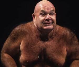 Head Scratchingly Bad Hall of Famer- George Steele