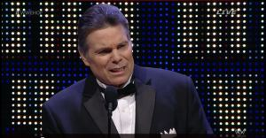 Lanny Poffo...Paid by WCW to sit at home for 4 years