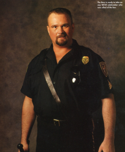 A Literal copy of the Big Boss Man..dropped due to copywright